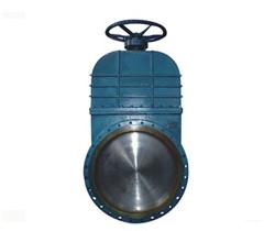 DMZ73手动刀型污水闸阀