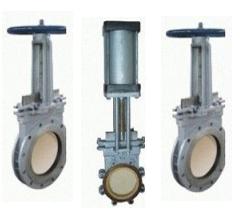 CZ43TC陶瓷刀型闸阀
