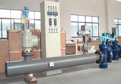 减温减压装置全自动控制系统